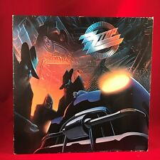 ZZ Top reciclador 1990 Uk Vinilo Lp Vinilo Disco Lp + Interior Excelente Estado