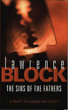 LAWRENCE BLOCK ___ THE SINS OF THE FATHERS ___ BRAND NEW ___ FREEPOST UK