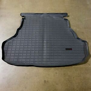 New For 15-17 Toyota Camry Floor Mat Cargo Liner Trunk Pad WeatherTech Black