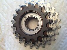 6 SPEED ZEUS 2000 ALLOY FREEWHEEL EXCELLENT for EVEREST CAMPAGNOLO SUPER RECORD