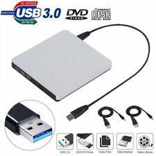 USB 3.0 External Combo Optical Drive CD/DVD Player Burner for PC MAC Laptop BT