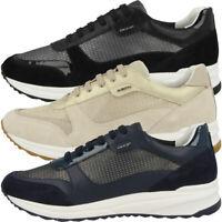 Neu GEOX Sneakers Low 10607582 für Damen wollweiß | eBay