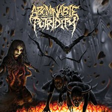 Abominable Putridity : In the End of Human Existence CD (2018) ***NEW***