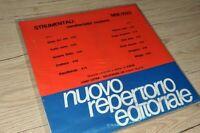 VJBAR caratteristici moderni RAI sonorizzazioni library SIGILLATO LP