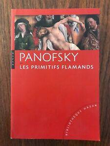 Les Primitifs flamands - Erwin Panofsky - Hazan