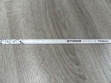 "RH Fujikura Atmos TOUR SPEC Black 6x X-Stiff DRIVER Shaft w/ TM 2* Adapter 44.5"""