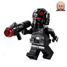 LEGO Minifigure Star Wars SW986 Inferno Squad Agent Blaster NEUF NEW