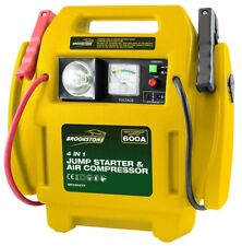 4 in 1 Starthilfe Kompressor Auto Br330277 Pack 1 600a