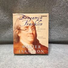 Offered 1 Benjamin Franklin : An American Life by Walter Isaacson (2003, CD