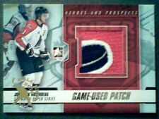 JONATHAN HUBERDEAU 12/13 SUBWAY SUPER SERIES SEAMED GAME-USED PATCH /10 SP