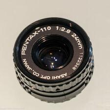 Pentax 110 - 24mm F2.8