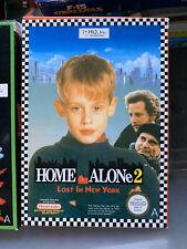 Solo en casa 2 Juego (Nintendo NES 1992 PAL)