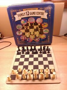 Cardinal Collectors Family 12 Game Center Board game #96T gm762 free shipping