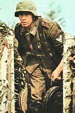 WW2 - Russie - Gefreiter allemand porteur de Tellermines antichar Mle 43