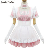 Sissy Maid Dress Uniform Tailor-made Cosplay Costume