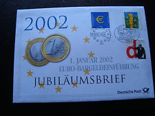 ALLEMAGNE - enveloppe 2002 (cy28) germany