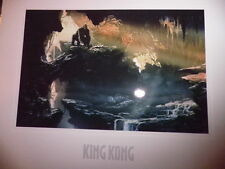 Gift Boxed King Kong Peter Jackson Production Diaries Ltd Ed Prints DVD Horror