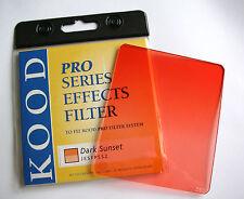 Kood SERIE P DARK SUNSET graduato Filtro adatta per Cokin P Serie SS2