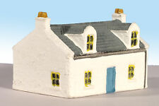 Harburn Hamlet HN612 Country Cottage with Dormer Windows Grey Roof 'N' Gauge New