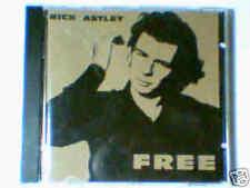 RICK ASTLEY Free cd GERMANY ELTON JOHN VINNIE COLAIUTA
