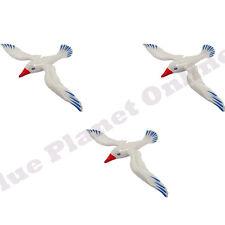 3X inflable Seagull pájaro elaborado Vestido Fiesta Hawaiano Luau Verano Playa Mar
