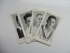 D.C.Thompson The worlds best cricketers 1956-single cards-Updated!