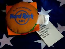 HRC HARD ROCK CAFE Giappone My 1st hamburger 2008 Herrington le