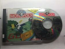 Monopoly CD-ROM for Windows 95 (PC, 1996)
