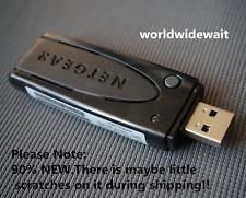 Netgear WNDA3100 V3 USB WiFi Wireless-N Dual Band N600 300 Mbps Network Adapter
