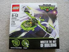 LEGO MBA Master Builder Academy - 20200 Lev 1 Space Designer - New - Updated Box