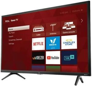 🔥 🔥🔥  TCL 32″ Class HD (720P) Roku Smart LED TV (32S321) Smart TV  ✅✅