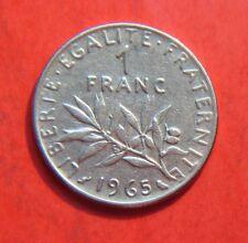 1 franc Semeuse 1965