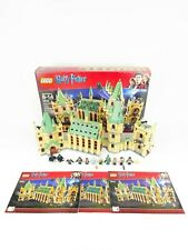 LEGO Harry Potter Hogwart's Castle 4842 Retired 100% Complete 13 minifigures