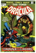 Tomb of Dracula #6 (1973) VF- New Marvel Collection