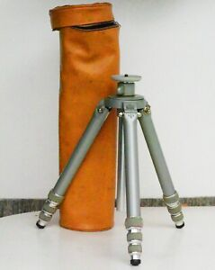 Gitzo  (  Franze  )   Profi   Stativ   Höhe    50 cm   Ausgezogen   160 cm