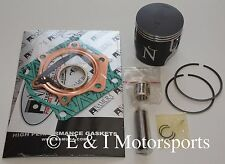 2002-2003 YAMAHA BLASTER 200 NAMURA TOP END KIT PISTON & GASKET *67mm .040 OVER*