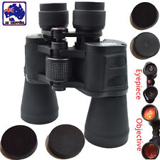20X50 Binoculars Telescope Finder Zoom Watching BAK4 Night Vision ESCO54902