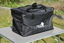 Smoker*Räucherofen mit Hydroverschluss, Tasche und Ständer Outdoor* 520x300x310