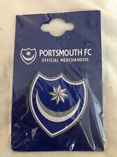 Portsmouth FC Magnet Crest Football Fridge Magnet Portsmouth FC