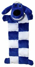 "MULTIPET HANUKKAH SQUEAKER MAT 12"" PLUSH DOG TOY. FREE SHIPPING IN THE USA"