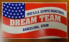 1992 USA Olympic Basketball Dream Team Stamp Set Michael Jordan Magic Johnson