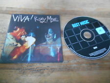 CD Pop Roxy Music - Viva (8 Song) VIRGIN / EG REC AUSTRALIA cb