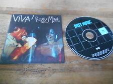 CD POP Roxy Music-Viva (8) canzone Virgin/CE Rec Australia CB