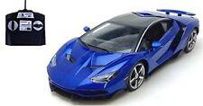 Happinet 1/14 RC Car Lamborghini Centenario Blue w/ Tracking Number
