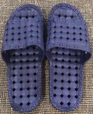 Cotrida Indoor Shower Bath Slippers Women & Men Non-Slip Home Bathroom Sandals S