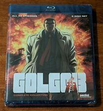 Golgo 13 Complete Collection Blu-ray BD 6 Disc Set All 50 Episodes NEW Sentai