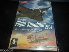 Microsoft Flight Simulator 2004 A siècle de vol PC Game