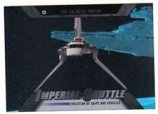 2016 Topps Star Wars Evolution Vehicles and Ships #EV-7 Imperial Shuttle