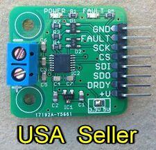 MAX31856 thermocouple breakout board for 3.3V systems (MAX31855 upgrade)