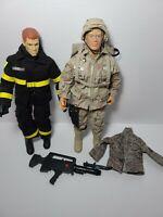 Hasbro G I Joe Army Men 12 inch Action Figures